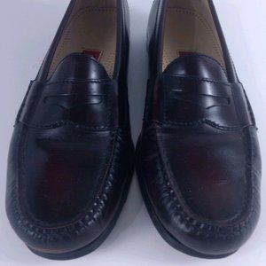 Mens Cole Haan Genuine Handsewn Leather Penny Loaf